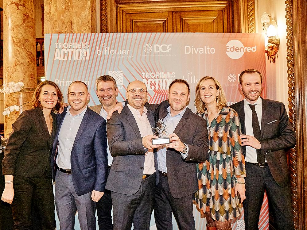 Trophée Action Co 2019