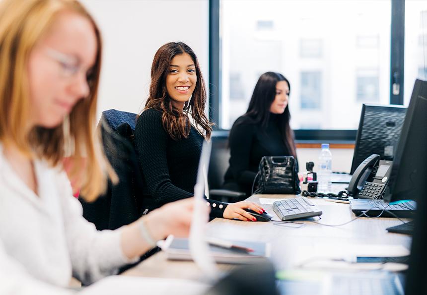 Equipe Agence Impact Sales Marketing